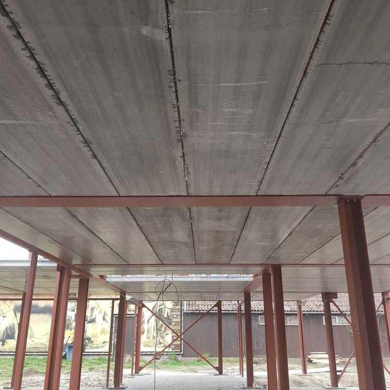 Metaalconstructie De Clercq  - staalbouwwoning